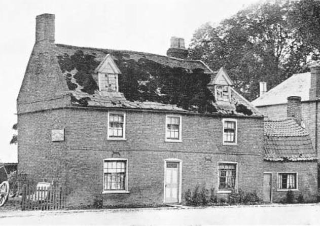 Matthew Flinders Home in Donington, Lincolnshire