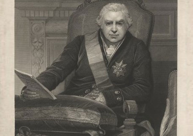 Portrait of Sir Joseph Banks. National-Library-of-Australia. By-Phillips